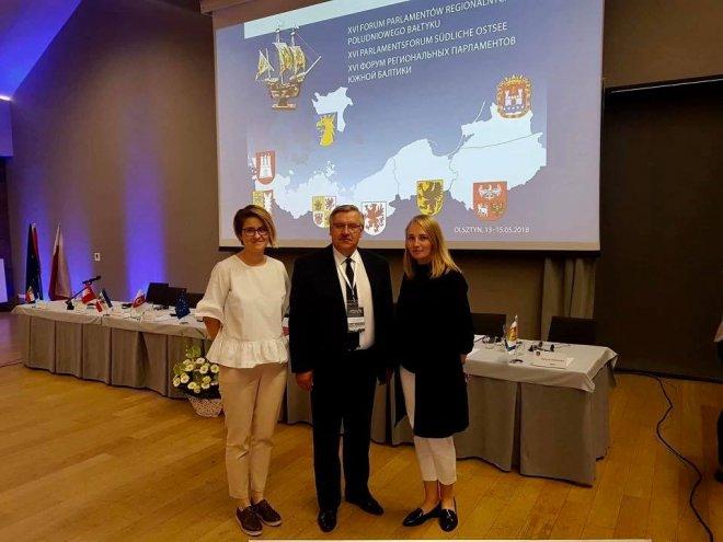 Pietų Baltijos tarpparlamentinis forumas (2)
